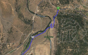 Truckee River Legacy Trail: Glenshire